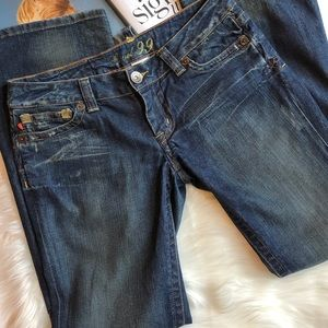 Level 99 Low Rise Bootcut Jeans 31